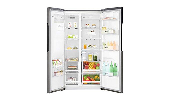 Vintage Industries Kühlschrank Test : Lg gsl icez kühlschrank test