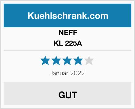 NEFF KL 225A Test