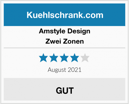 Amstyle Design Zwei Zonen Test