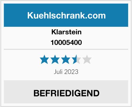 Klarstein 10005400 Test