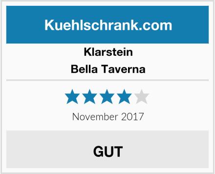 Klarstein Bella Taverna Test