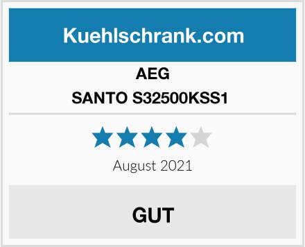 AEG SANTO S32500KSS1  Test
