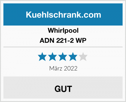 Whirlpool ADN 221-2 WP Test
