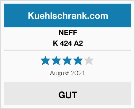 NEFF K 424 A2 Test