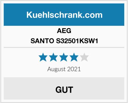 AEG SANTO S32501KSW1 Test
