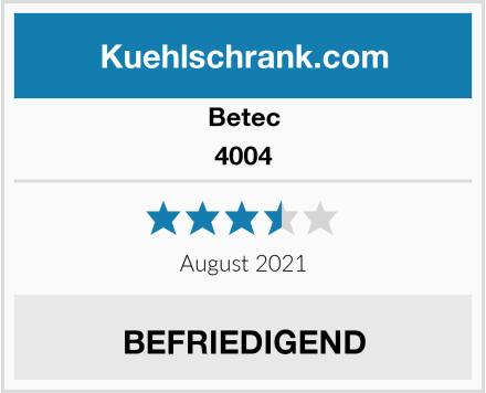 Betec 4004 Test