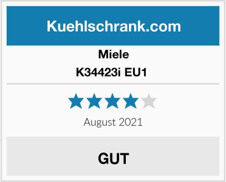 Miele K34423i EU1  Test