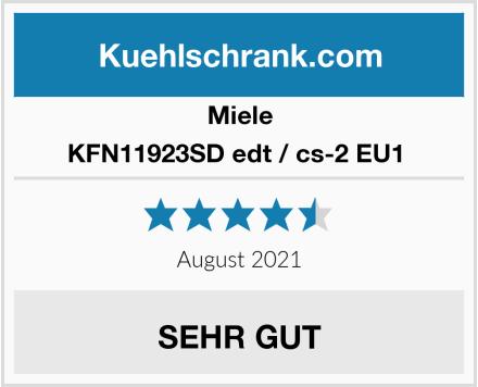 Miele KFN11923SD edt / cs-2 EU1  Test
