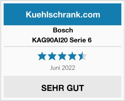 Bosch KAG90AI20 Serie 6  Test