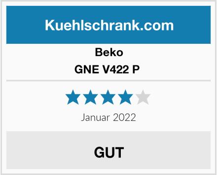 Beko GNE V422 P  Test