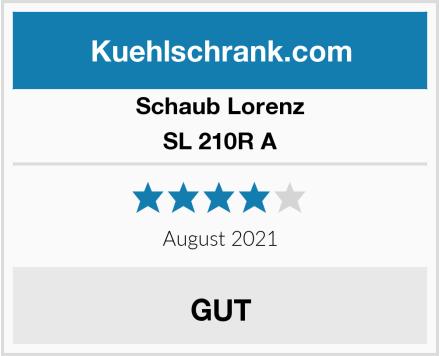 Schaub Lorenz SL 210R A Test