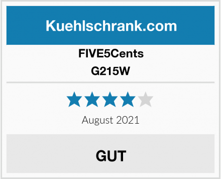 FIVE5Cents G215W Test