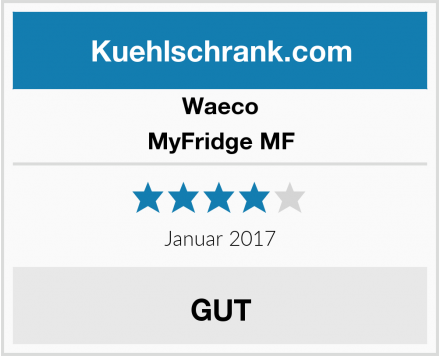Waeco MyFridge MF Test