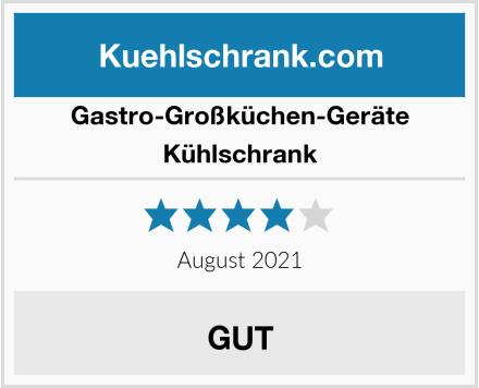 Gastro-Großküchen-Geräte Kühlschrank Test