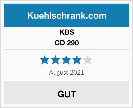 KBS CD 290 Test