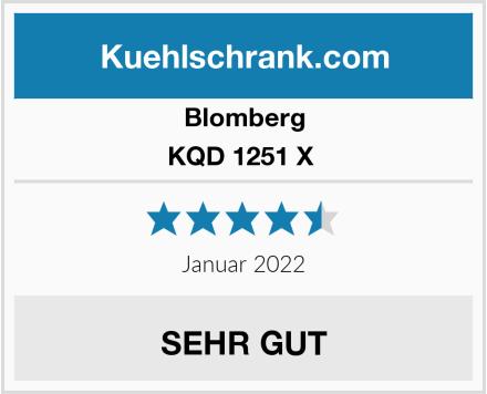 Blomberg KQD 1251 X  Test