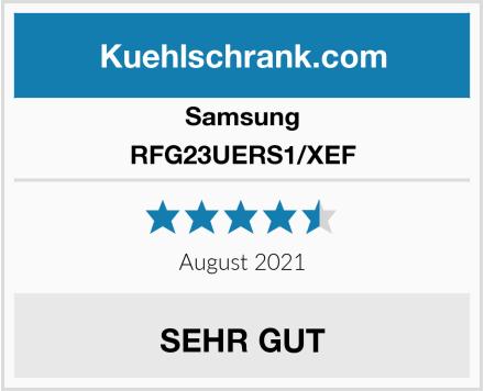 Samsung RFG23UERS1/XEF Test