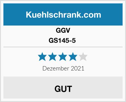 GGV GS145-5  Test