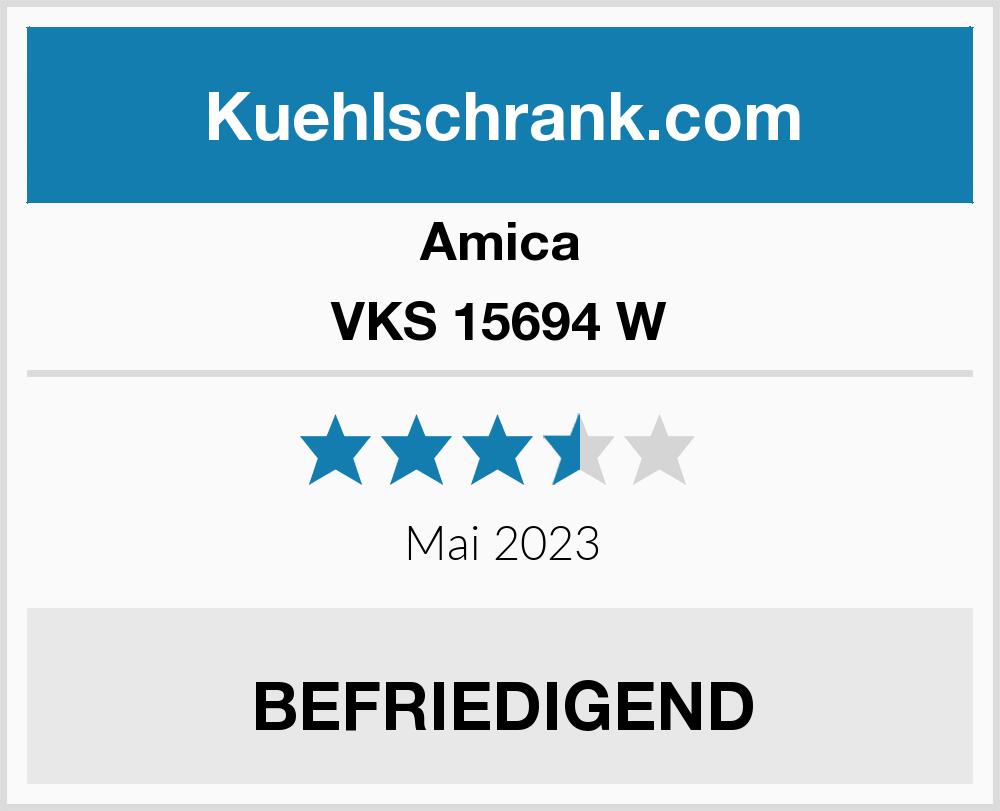 Amica VKS 15694 W Kühlschrank Test 2017 ~ Kühlschrank Laut