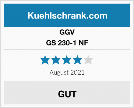 GGV GS 230-1 NF Test