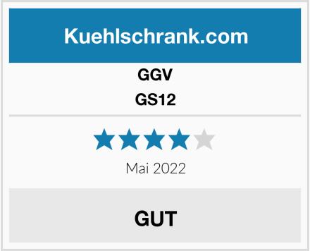 GGV GS12 Test