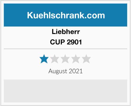 Liebherr CUP 2901 Test