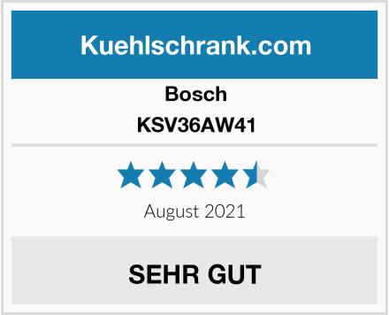 Bosch KSV36AW41 Test