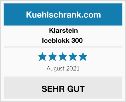 Klarstein Iceblokk 300  Test