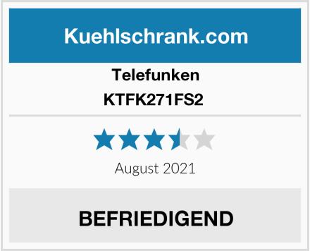 Telefunken KTFK271FS2  Test