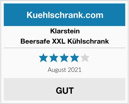 Klarstein Beersafe XXL Kühlschrank Test