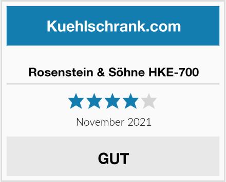 Rosenstein & Söhne HKE-700 Test