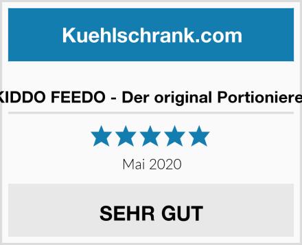 KIDDO FEEDO - Der original Portionierer Test