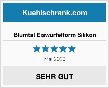 No Name Blumtal Eiswürfelform Silikon Test