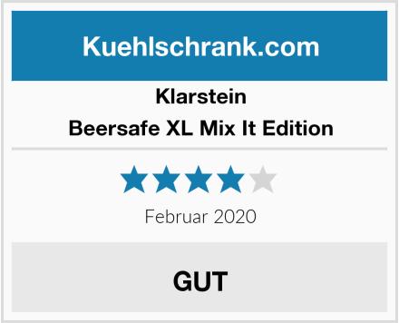Klarstein Beersafe XL Mix It Edition Test