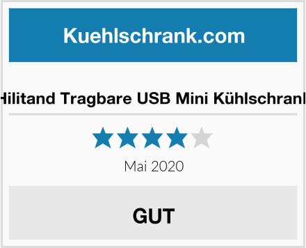 Hilitand Tragbare USB Mini Kühlschrank Test