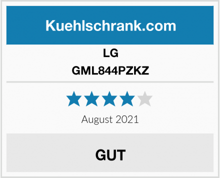 LG GML844PZKZ Test