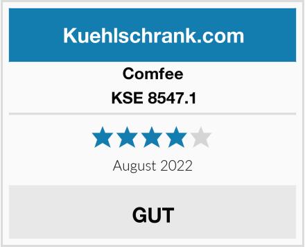 Comfee KSE 8547.1 Test