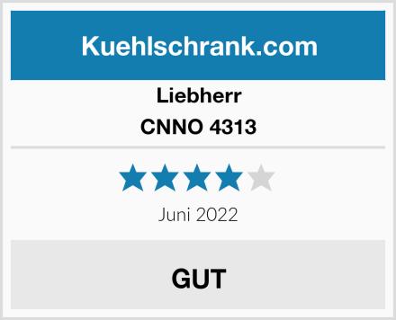 Liebherr CNNO 4313 Test