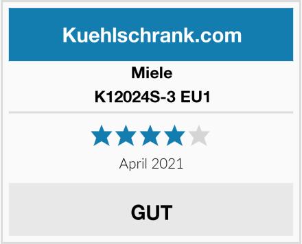 Miele K12024S-3 EU1 Test