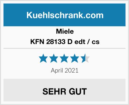 Miele KFN 28133 D edt / cs Test