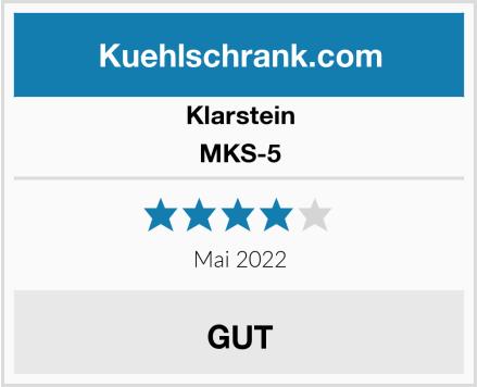 Klarstein MKS-5 Test