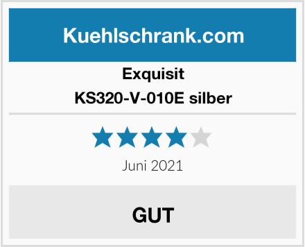 Exquisit KS320-V-010E silber Test