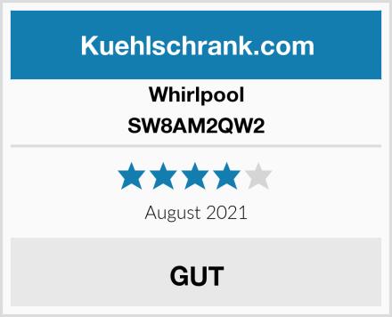 Whirlpool SW8AM2QW2 Test