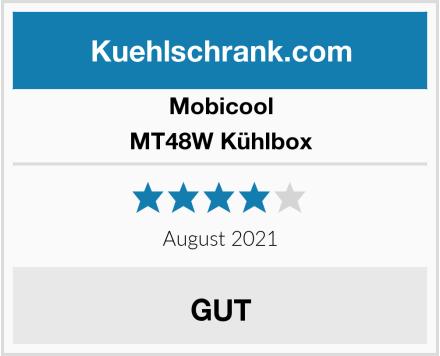 Mobicool MT48W Kühlbox Test