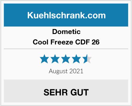 Dometic Cool Freeze CDF 26 Test