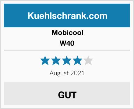 Mobicool W40 Test