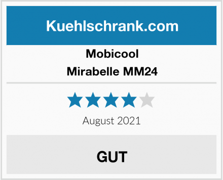 Mobicool Mirabelle MM24 Test