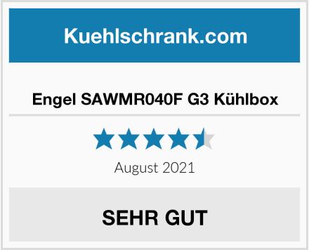 Engel SAWMR040F G3 Kühlbox Test