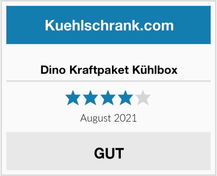 Dino Kraftpaket Kühlbox Test