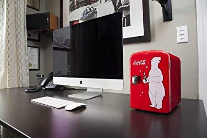 Kleiner Kühlschrank Coca Cola : Coca cola kwc kühlschrank test